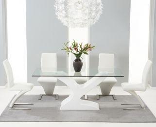 De8df91bf9a2de17d7f368594fc0deec Chairs Online Glass Dining Table