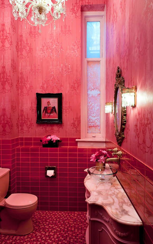 17 best ideas about red wallpaper on pinterest red for Un salon de coiffure