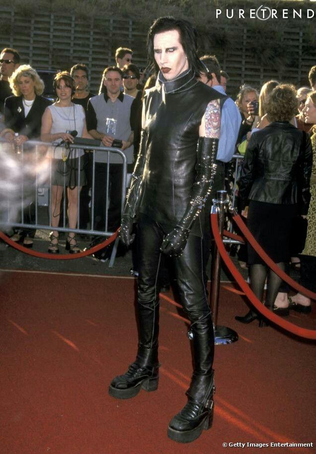 Marilyn Manson is amazing <3 <3