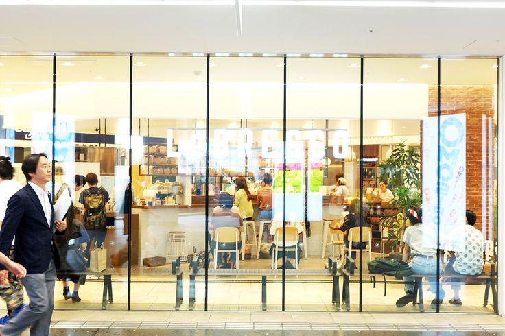 大阪・鶴橋で創業した食パンとコーヒー専門店「LeBRESSO(レブレッソ)」が2号店の場所に選んだのはグランフ…