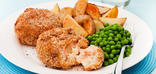 Sainsburys Salmon Fish Cakes Recipe