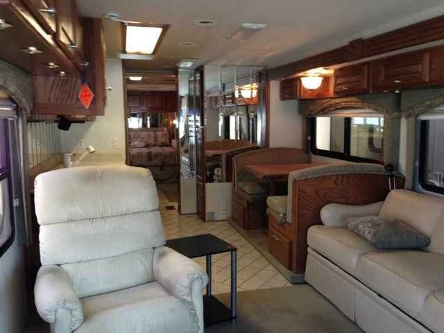 best ideas about television antenna vintage tv 2002 used alpine 38ft alpine limited class a in california ca recreational vehicle rv