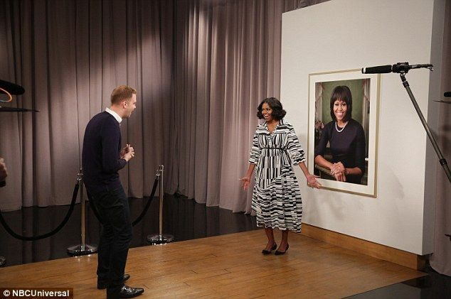 An earlier segment in the show featured 'regular people' that had been invited on to the s...