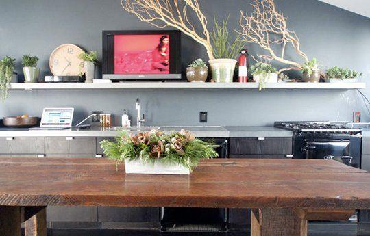 Firestone countertop