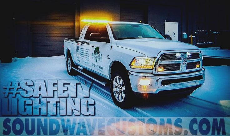#soundwavecustoms #ram #3500 #safetylight #strobe #lighting #led #lights #treeservice #wedoitall #installs #fleet #trucks #mobileelectronics #12volt #vehicleaccessories #audio #hamptonroads #tidewater #757 #chesapeake #norfolk #northcarolina #obx #kittyhawk #killdevilhills #virginiabeach #SWC  Interested in a remote car starter or upgraded car audio system? View our profile for our contact information & give one of our team members a call today.