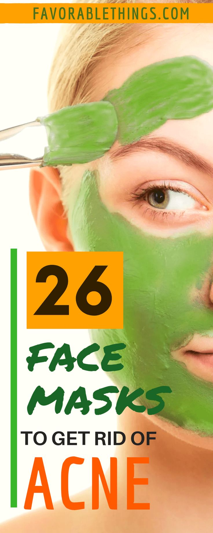 26 Effective DIY Face Masks for Stubborn Acne and Recurring Pimples