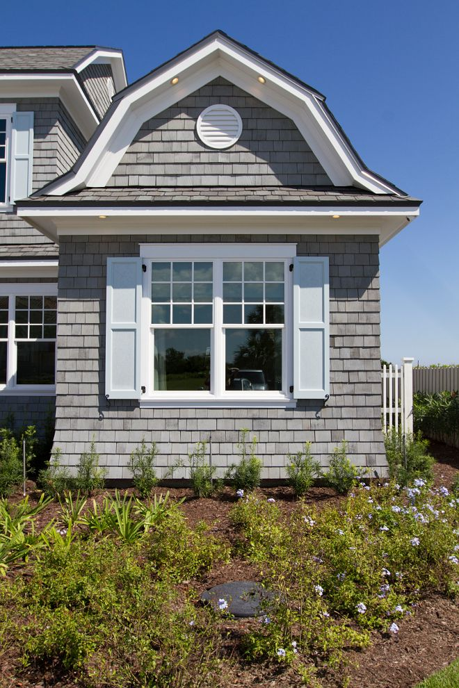 pleasurable exterior beach house colors. Shingle Style Gambrel Beach House  Home Bunch An Interior Design Luxury Homes Blog 1144 best Chimney exterior images on Pinterest Front stoop