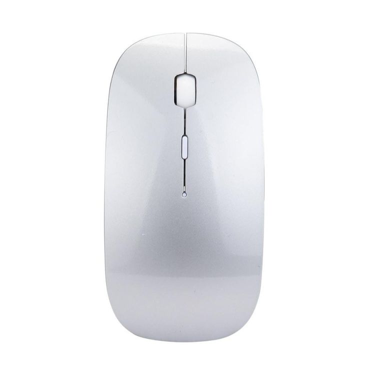 แนะนำซื้อเดี๋ยวนี้<SP>Slim Silent Mouse Wireless Mouse Gaming Mouse For PC Laptop Games Silver - intl++Slim Silent Mouse Wireless Mouse Gaming Mouse For PC Laptop Games Silver - intl Tracking method: Optical Wireless transmission, the longest sensing distance up to 10 meters. DPI: 1600 Portable and wei ...++