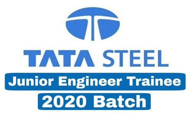 Tata Steel Recruitment 2019 Tata Steel Recruitment Junior