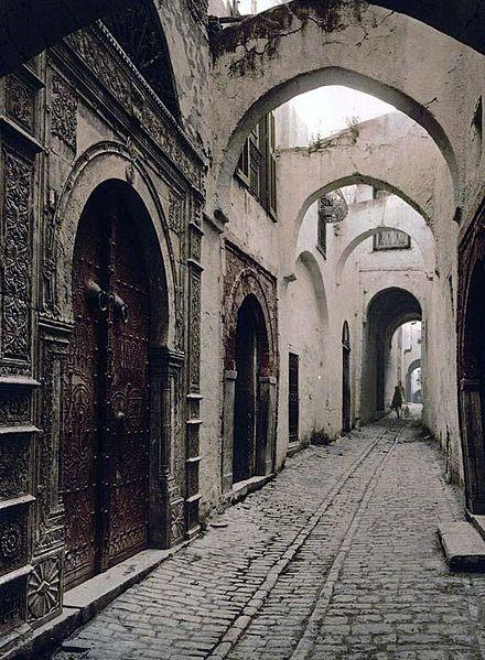 Medina Tunez