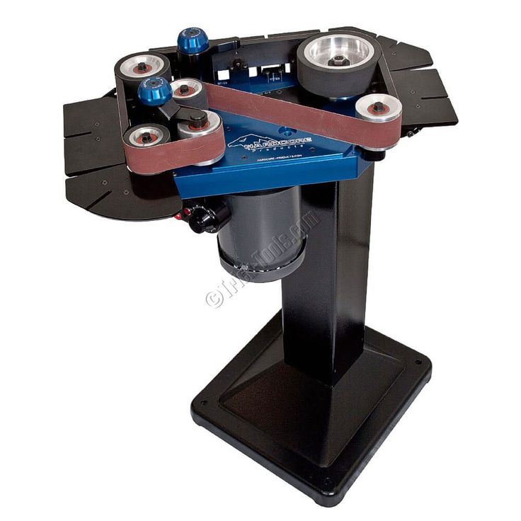 The Maximizer 2x72 belt grinder by Hardcore - amazing knife maker grinder