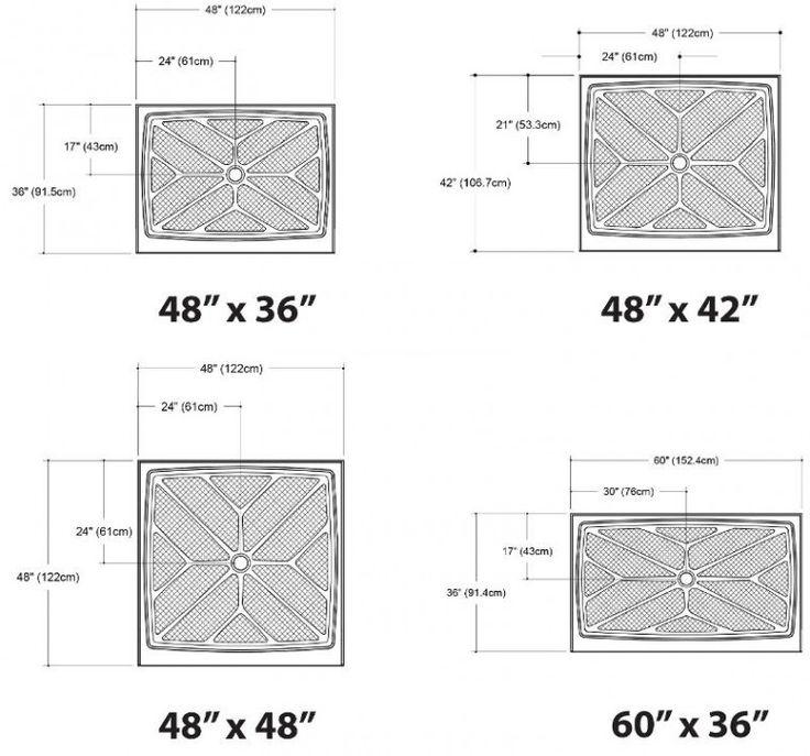 Standard Shower Curtain Length | Land Design Reference