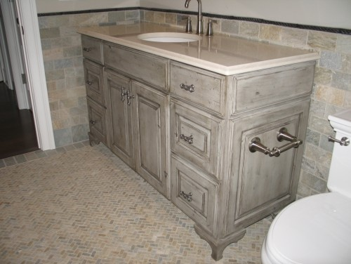 1000 images about medallion cabinets on pinterest shaker cabinets cooking and white chocolate for Best finish for bathroom cabinets