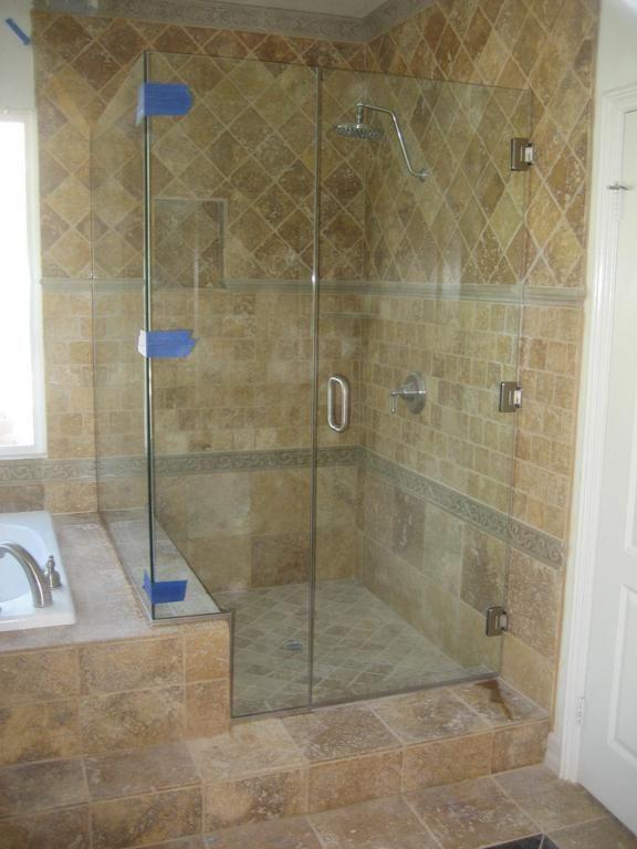 Small corner shower with built in bench55 best images about bathroom on Pinterest   Corner shower stalls  . Corner Shower Stalls With Built In Seat. Home Design Ideas