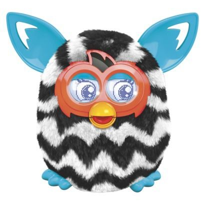 Furby Boom - Zigzag Stripes so cut Popa this is the cheapest one in target  ant I like the zig zag it's $ 32.99