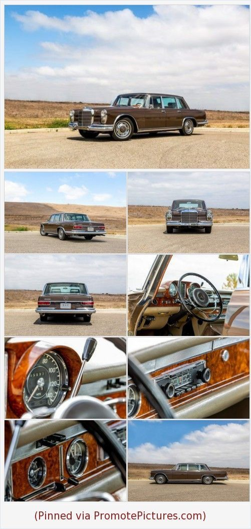 W100 – Mercedes-Benz 600 Limousine… The Best or Nothing…Beauties I grew up w…