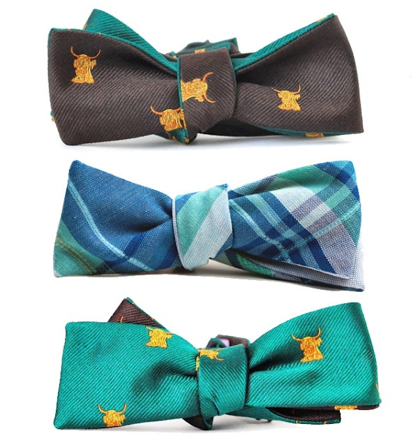 Pierrepont Hicks Bow Ties.