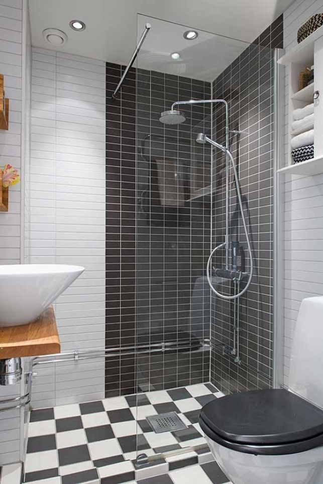 Despre design modern si functional intr o baie