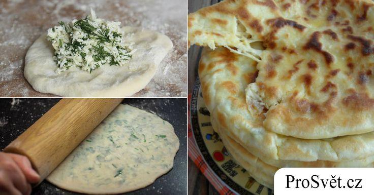 Pokud jste milovníkem slaných koláčů, tak tento recept je přímo pro vás! Tento skvělý sýrový koláč je nedílnou součástí Kavkazské kuchyně. Nejlepší na tomto receptu je, že je velmi jednoduchý a můžete ho dělat i každý den. Na těsto budeme potřebovat: 400 g mouky 1 polévkovou lžíci bílého jogurtu 1 čajovou lžičku soli 1 čajovou …