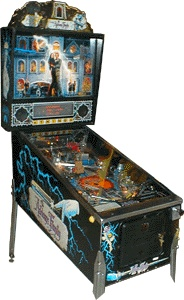 Addams Family Pinball...used to play this at the arcade:)