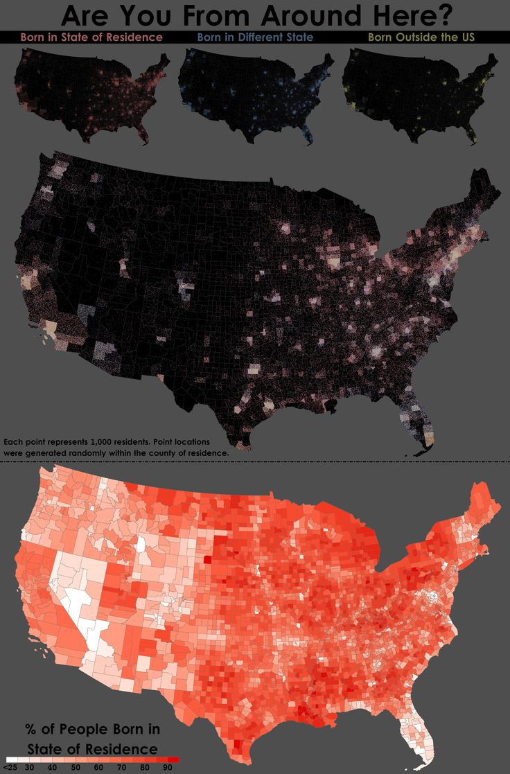 Best Infographics Others Images On Pinterest Infographics - Stylized us state map infographic rough
