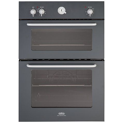 599 Belling by Sebastian Conran Double Electric Oven Online at johnlewis.com