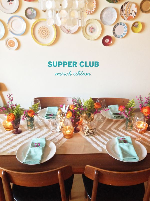 supper club march edition