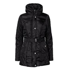 Vero Moda Ludo Black. Quilted Jacket - Only £29.99 inc Free Delivery!