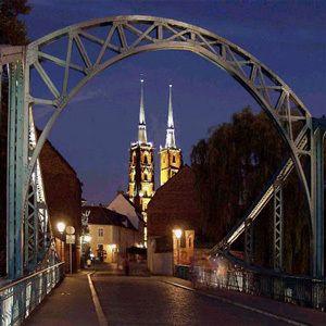 Wroclaw is the capital of Silesia. It combines Austrian Hapsburg charm, Prussian pride, Polish playfulness and Bohemian rhapsody. Amazing...