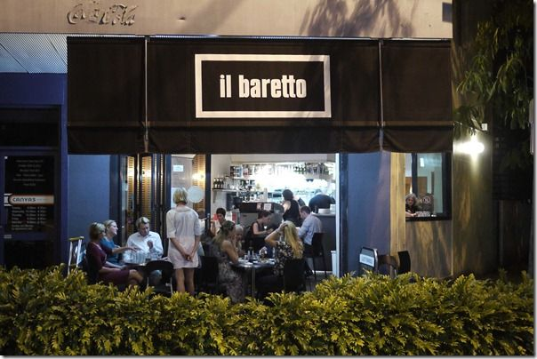 Il Baretto - review