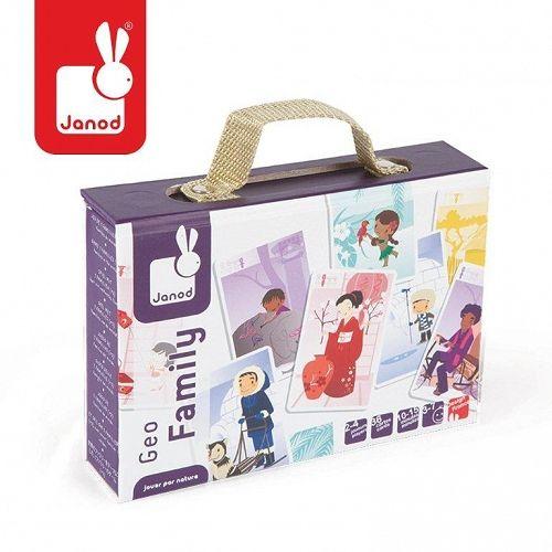 Gra karciana dla dzieci - rodziny świata - MamaGama: SPRAWDZONE i przydatne akcesoria dla mam i dzieci.
