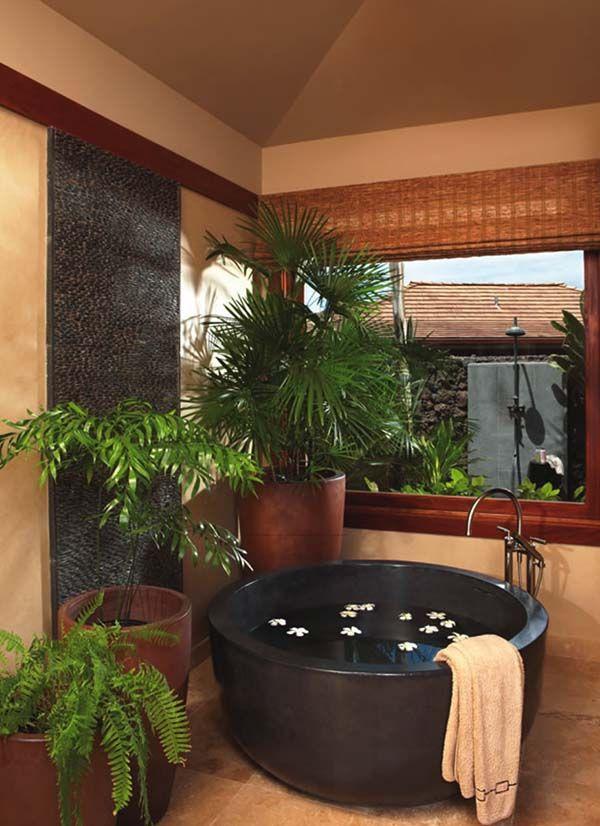 The Art Gallery Asian bathroom design Inspirational ideas to soak up
