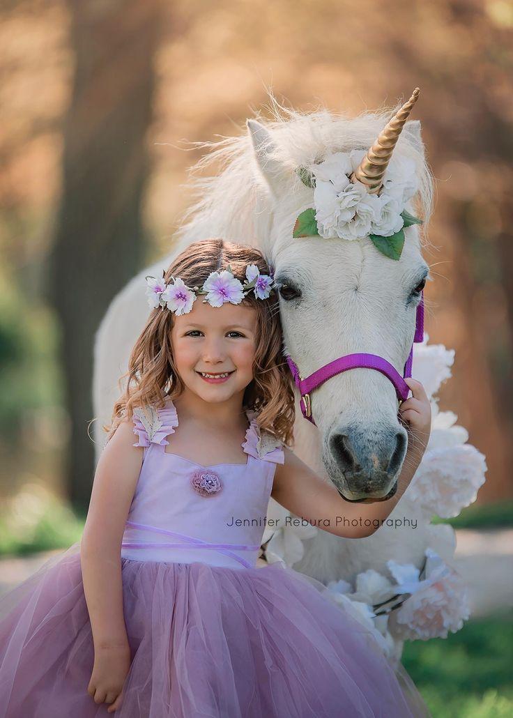 Unicorn photoshoot