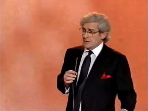 Dave Allen on first contact with God