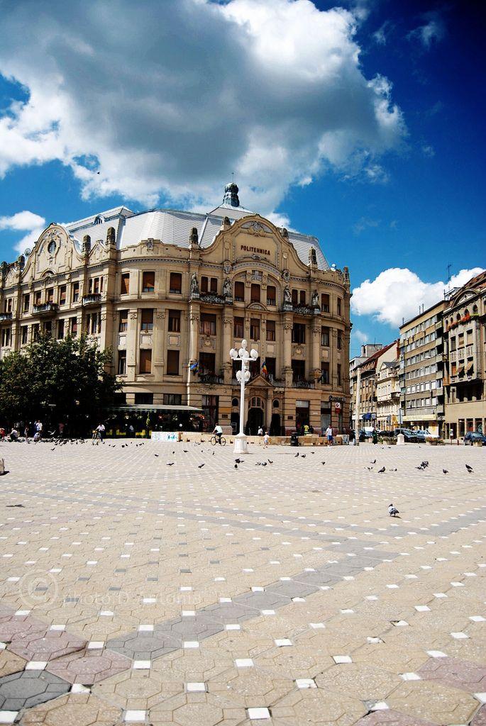 Timisoara, Romania (by Antonia Dordea)