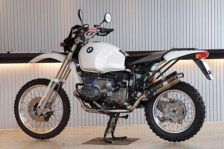 1989 BMW R100GS