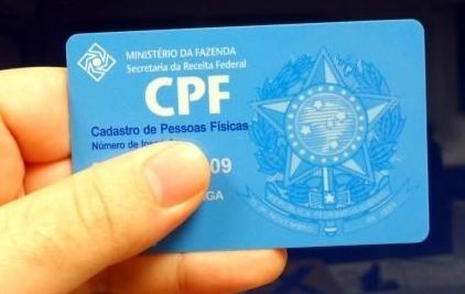 Consulta ao CPF passa a ser gratuita