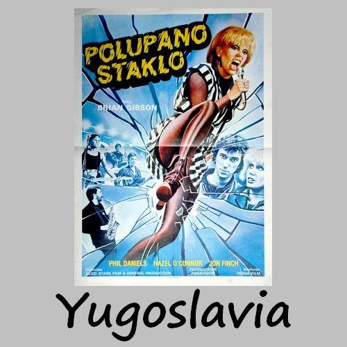 Yugoslavia - Hazel O'Connor, Breaking Glass