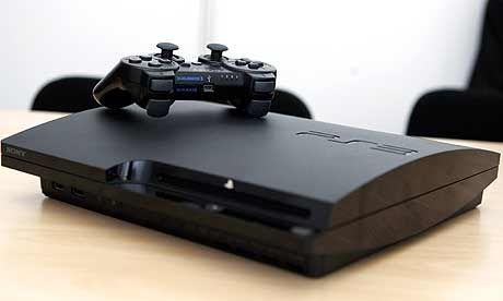 Sony PS 3 Slim Review