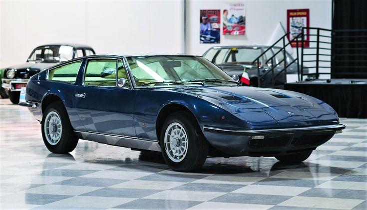 1973 Maserati Indy 4900 | Maserati indy, Maserati, Indie