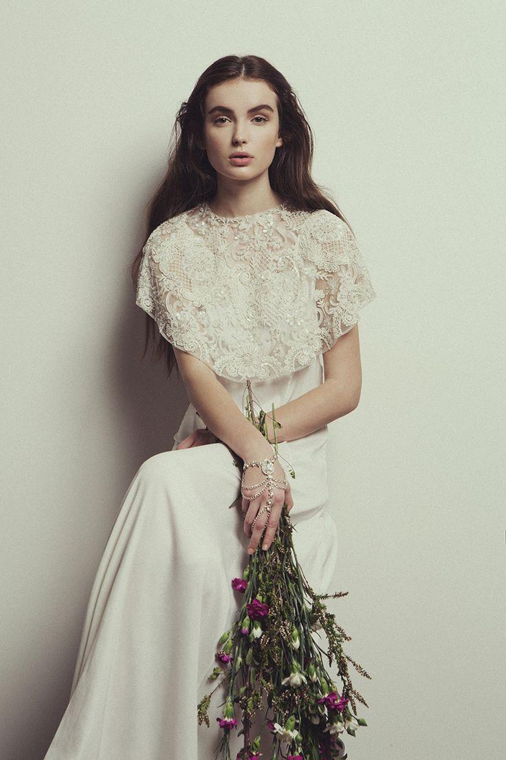 Bo & Luca 2016 collection #boho #weddingdress entire collection → http://weddingchicks.com/bo-luca-2016-bridal-collection/