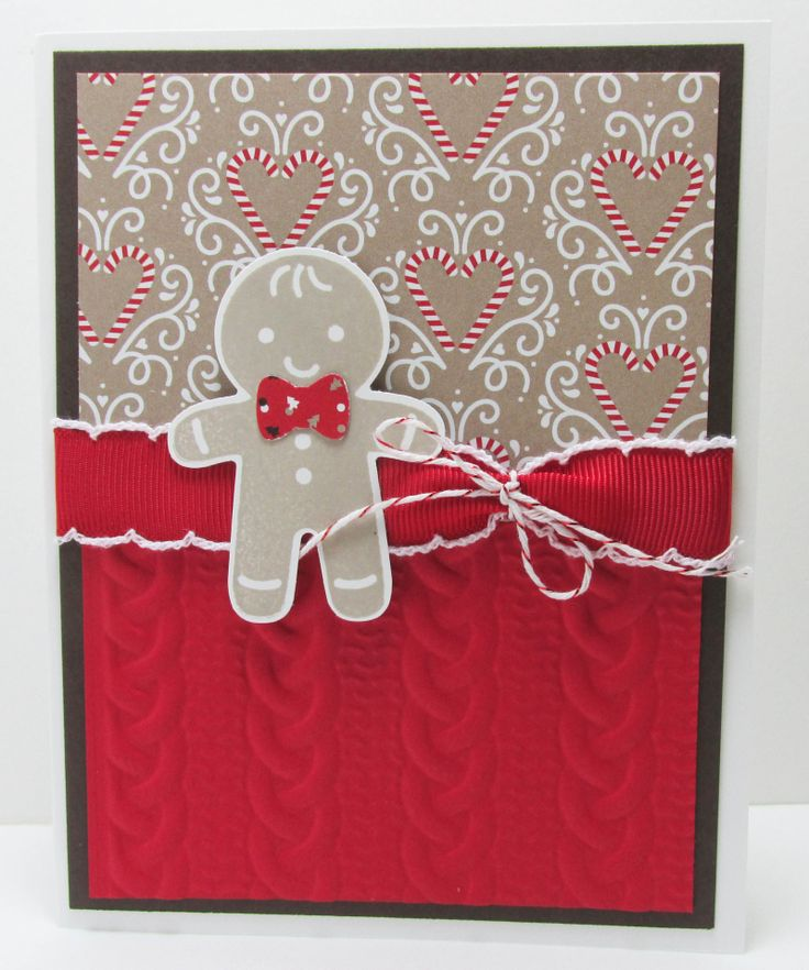 Cookie Cutter Christmas Stampin' Up Punch Art set