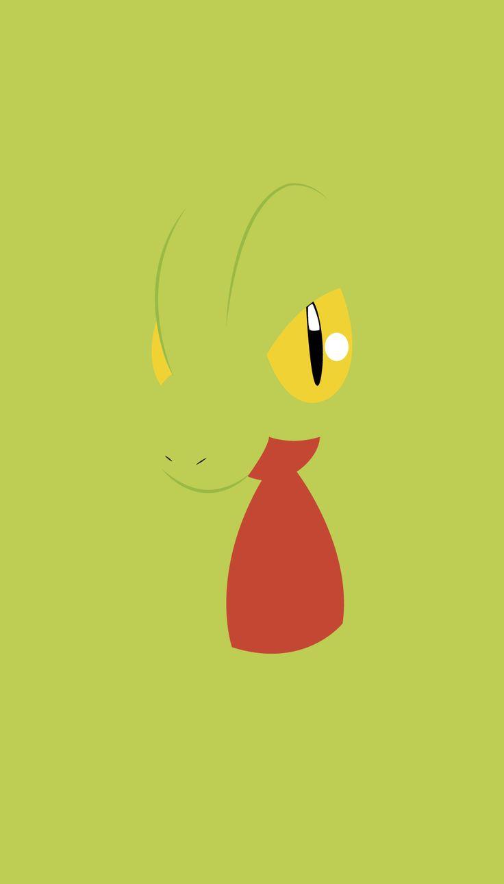 Pokemon Wallpaper Treecko