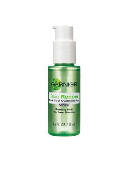 Garnier Skin Renew Clinical Dark Spot Overnight Peel | allure.com