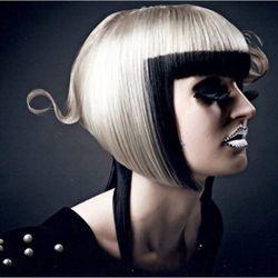 2011 P North America Trend Vision Winners and Finalists: Killer Color, Killer Hair     Canadian Color Finalist: Jessica Gauvin   Trend: Polaris  Category: Bronze  Salon: Salon Art.Koi.FUR | Cowansville, QC