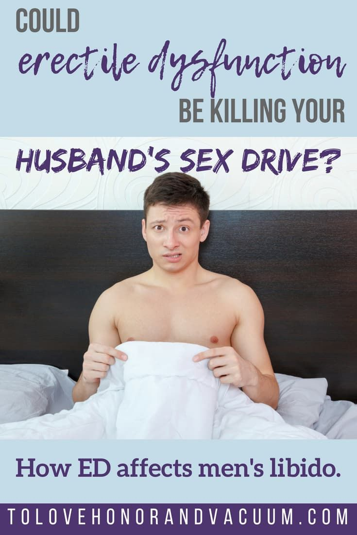 Men low sex drive in marriage