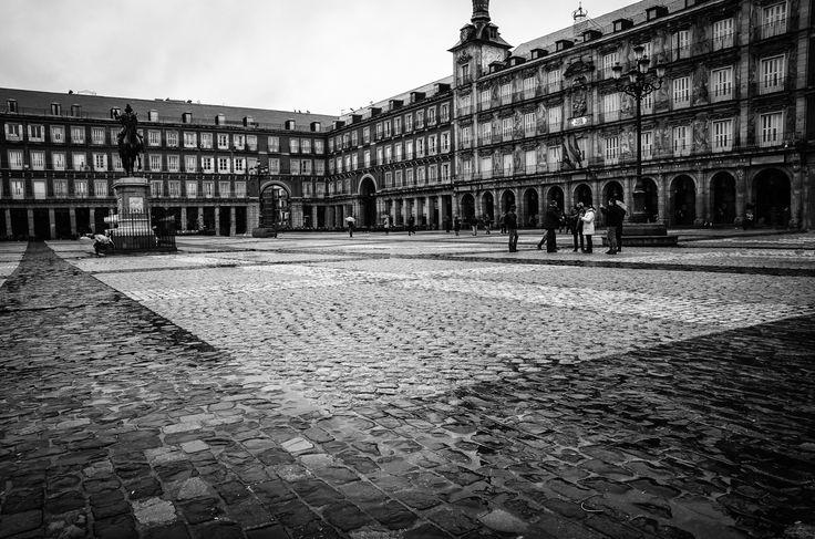 From Madrid by Cretu Stefan on 500px