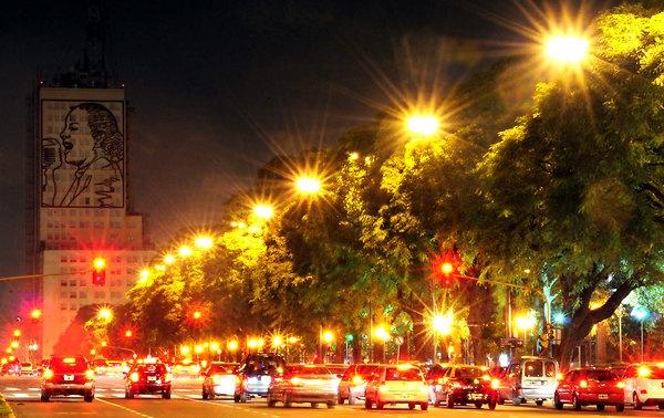 Evita's Buenos Aires