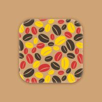 √ Quick Tip: Create a Seamless Coffee Bean Pattern in Illustrator (Illustrator: beginner/intermediate: 45 minutes)