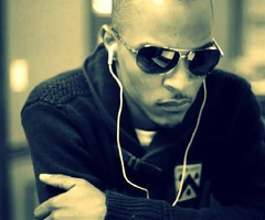 T.I. - My Idol, The King, The seduction to my ears, I don't care what nobody says this is the best rapper alive.